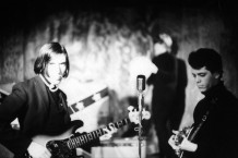 The Velvet Underground At Cafe Bizarre
