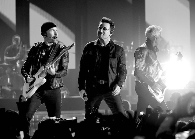 U2 announces album of 'intimate letters'