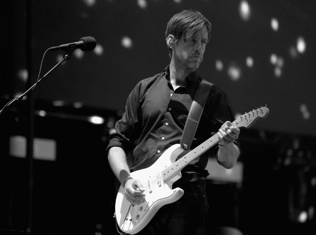 Radiohead's Ed O'Brien Working On Debut Solo LP