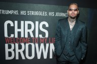 I Don't Think Chris Brown Was Aware That New Music Comes Out on Fridays Now