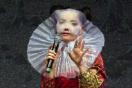 """Bjork Says She's """"Tindered to Life"""" When Asked About Dating Apps"""