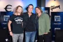 SiriusXM's Town Hall with Stone Temple Pilots at The Gibson Showroom in Los Angeles