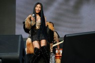"Nicki Minaj Shares New Remix of Lil Uzi Vert's ""The Way Life Goes"""