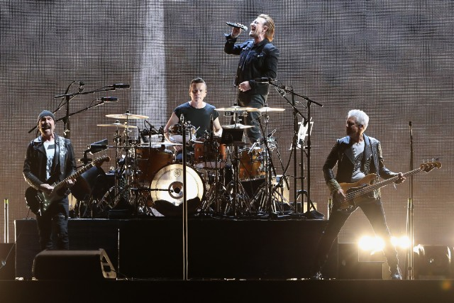 U2 Announces New Album Details and 2018 Tour