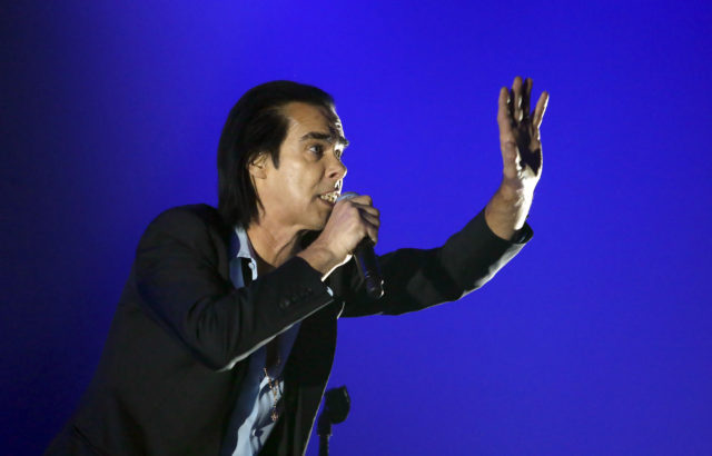 Nick Cave And The Bad Seeds Perform At The O2 Arena