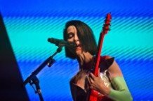 St. Vincent Performs In Berlin