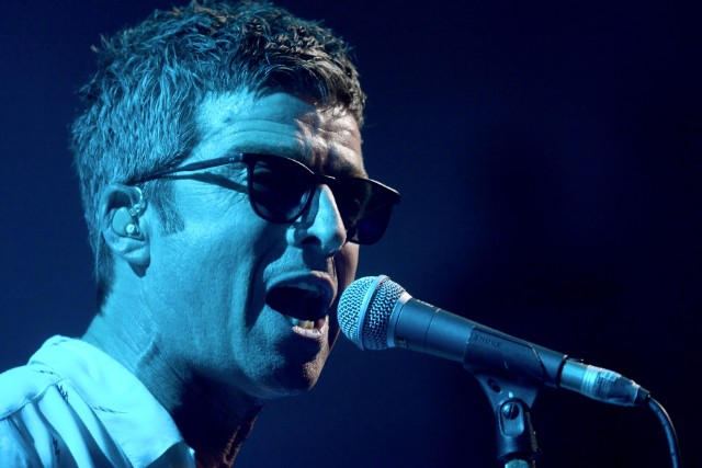 Apple Music's 'On The Record' With Noel Gallagher's High Flying Birds In London