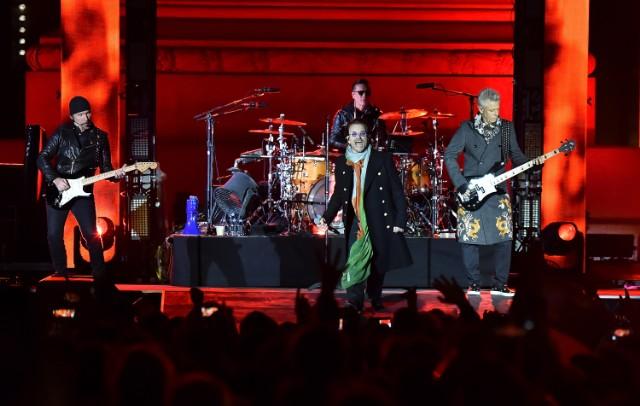 "U2 – ""American Soul"" | SPIN"