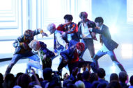 K-Pop Superstars BTS Gave a Pointedly Unapologetic Performance at the AMAs
