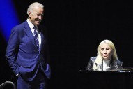 Joe Biden Announces Plans With Lady Gaga to Set Up Trauma Centers for Sexual Assault Survivors