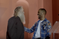 Watch Frank Ocean Honor Rick Rubin at the Spotify Secret Genius Awards With an Eight-Second Speech