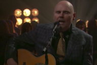 Watch William Patrick &#8220;Billy&#8221; Corgan Perform &#8220;The Spaniards&#8221; on <i>Corden</i>