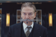 <i>Murder On The Orient Express</i>: A Mustache in Search of a Film
