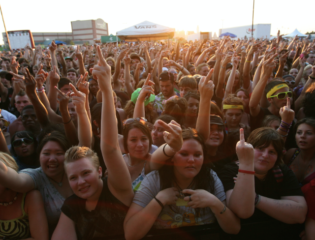 After Next Summer, Vans Warped Tour Will Be No More