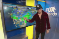 Report: Gene Simmons Banned From Fox News for Lewd Behavior, Bopping People on the Head
