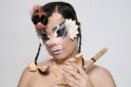 Björk Plans to Release a Live Version of <i>Utopia</i> With More Flutes
