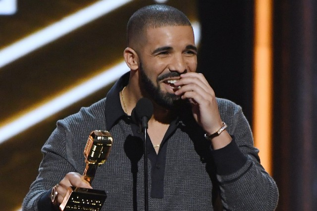 Drake Chasing First Edition 'Harry Potter' Book