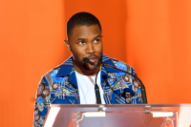 Frank Ocean Hints That He's Finished a Fifth Album