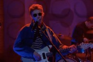 Watch King Krule Perform &#8220;Dum Surfer&#8221; on <i> Conan </i>