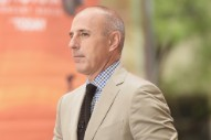 NBC Fires Matt Lauer Over Sexual Misconduct Allegation