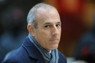 Report: Matt Lauer Accused of Exposing Himself, Giving Sex Toys to NBC Employees