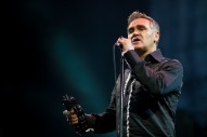 Morrissey Cancels Show Because It Was Cold