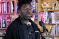 Moses Sumney at NPR Tiny Desk Concert Is a Must Watch