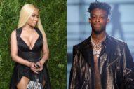 "Nicki Minaj, 21 Savage, Farruko, Bad Bunny, and Rvssian – ""Krippy Kush (Remix)"""