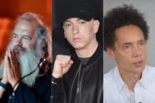 Rick Rubin, Eminem, Malcolm Gladwell