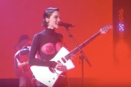 "Watch St. Vincent Play ""Los Ageless"" on <i>Ellen</i>"