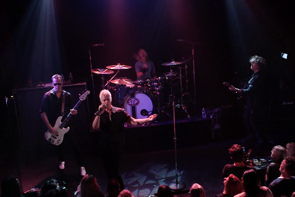 Linkin Park Stone Temple Pilots Tour