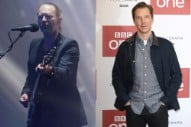 Thom Yorke Spoke With His Friend Benedict Cumberbatch for <i>Interview</i>