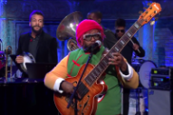 Watch Thundercat Perform &#8220;Them Changes&#8221; on <i>Colbert</i>