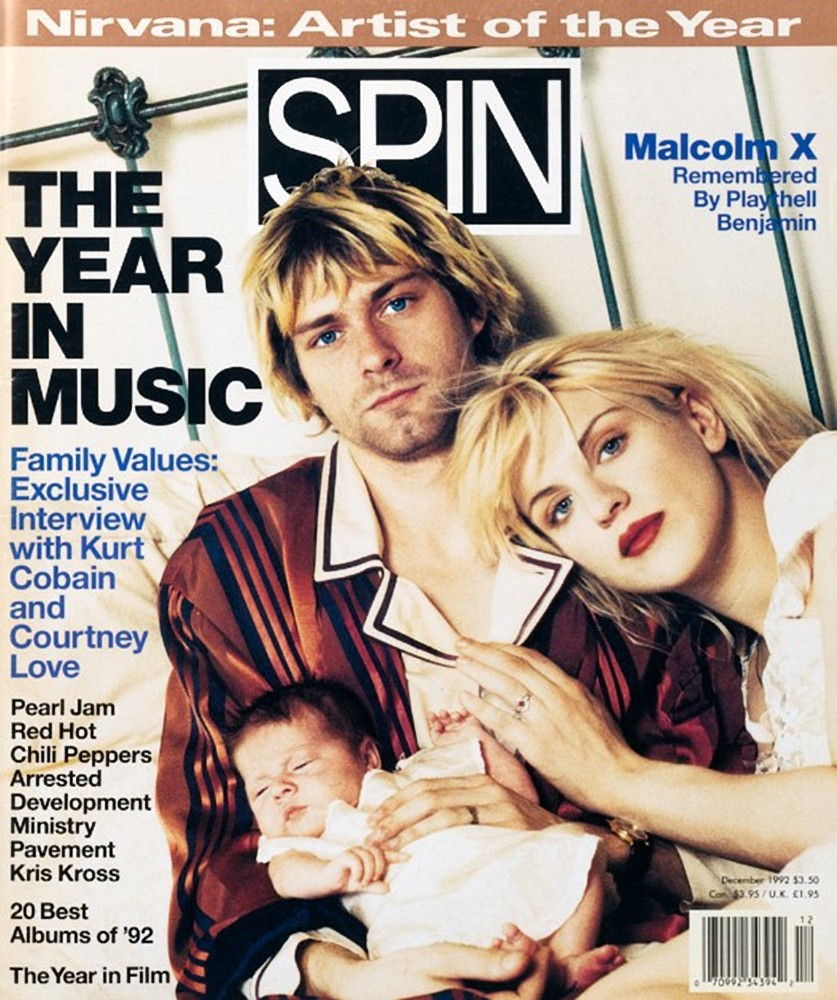 "Our December 1992 Cover Story: ""Family Values"""