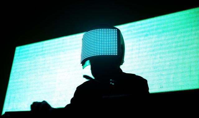 Squarepusher Performs In Nottingham