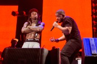 Watch Lil Wayne Bring Out Drake During His Art Basel Performance in Miami