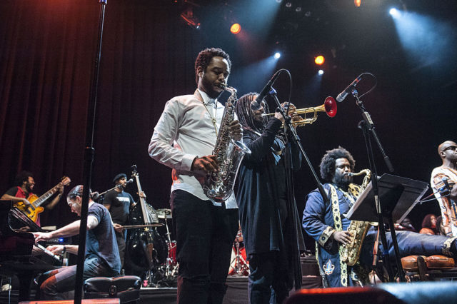 Kamasi Washington Performs At Club Nokia