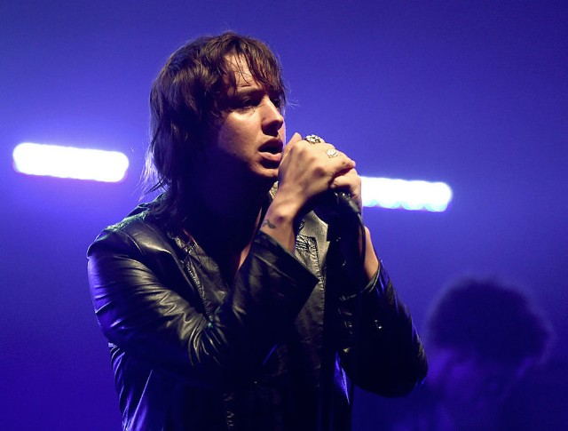 The Strokes Perform At The City Of Angels Benefit Concert