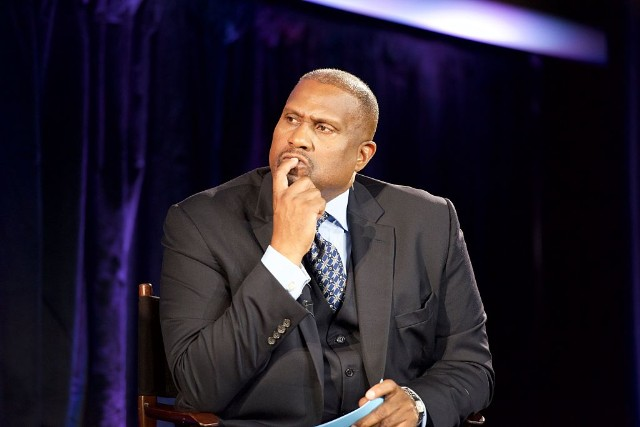 PBS Host Tavis Smiley Suspended After Sexual Misconduct Investigation
