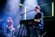Watch James Blake Perform Three New Songs