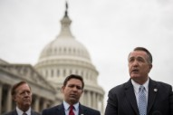 Arizona GOP Rep. Trent Franks Will Resign Immediately Amid Reports He Asked to Impregnate Staffers