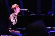 "Watch James Blake Perform a Cover of Don McLean's ""Vincent"""