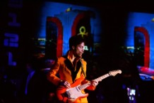 Prince Unveils 3121 And 3121 Jazz Cuisine At The Rio In Las Vegas - Inside