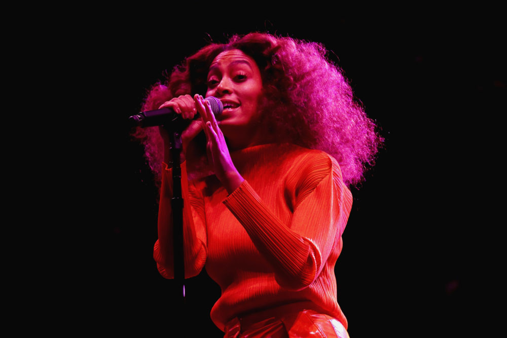 Solange Knowles opens up about illness in Instagram post