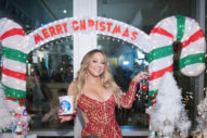 "Mariah Carey's ""All I Want for Christmas Is You"" Hits Billboard Top 10 for First Time"