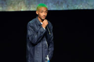 Listen to a Snippet of Jaden Smith's Acapella Version of <i>Syre</i>