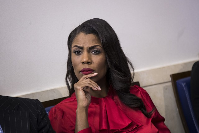Omarosa 'Escorted' Out of White House by Security After She Was Fired