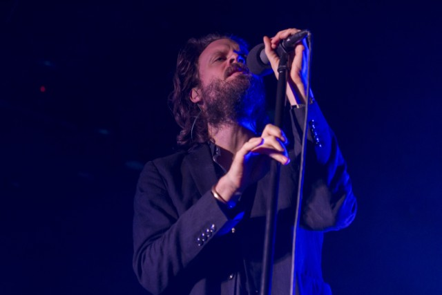 Father John Misty Perform in Concert in Madrid