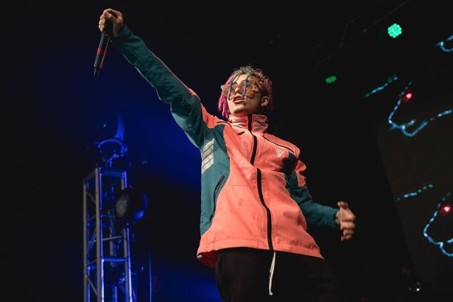 Lil Pump Performs At Emo's 2017