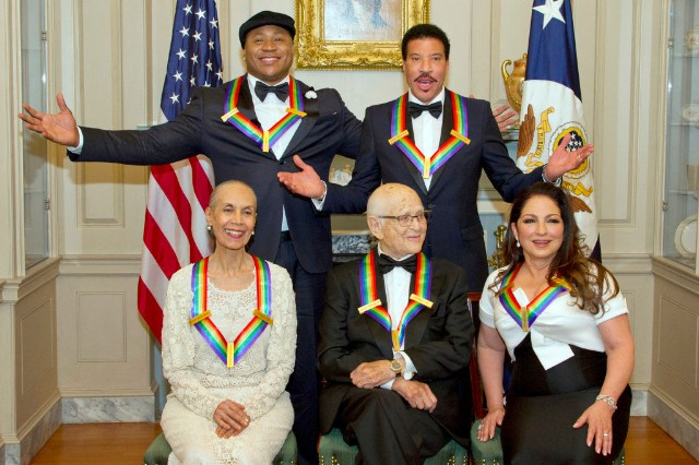Kennedy Center Celebrates Latest Honorees, But Without The First Family